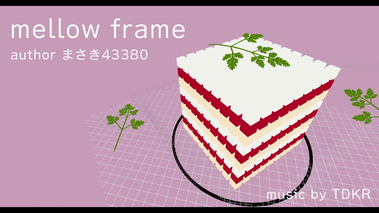 mellow frame - 紹介動画