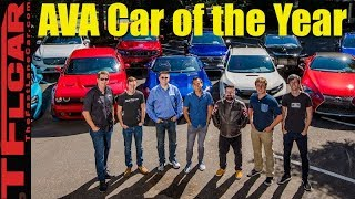 And The Automotive Video Award (AVA) For Performance Car Of The Year Goes To...