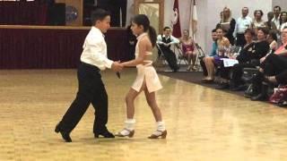 kids ballroom competition dancing swing