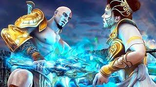 Download Video God Of War Kratos Kills Athena (Athena Saves Zeus Cutscenes) MP3 3GP MP4