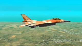 Israeli Air Force (virtual) Airshow for the The Independence Day 65th of Israel