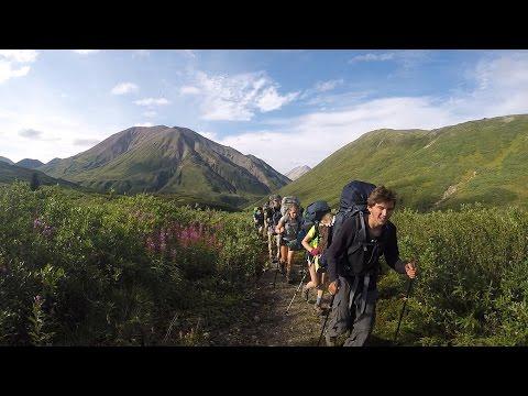Yukon Hiking Trip 2016