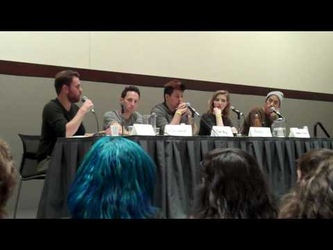 """Impact of the Vlogbrothers"" NerdCon: Nerdfighteria 2017 Panel"