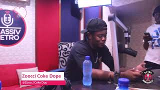 Zoocci Coke Dope : New Music & What inspired his name on the DJSbuBreakfast