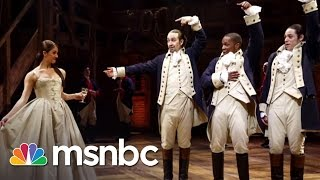 Off-Broadway 'ton' Is A Smash Hit | All In | MSNBC