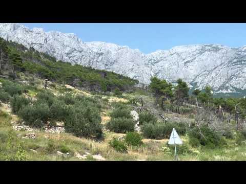 Croatia   Makarska * Brela * Baška Voda  HD 