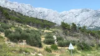 Croatia | Makarska * Brela * Baška Voda |HD|