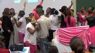 UCT SCF- Lamb upon the throne