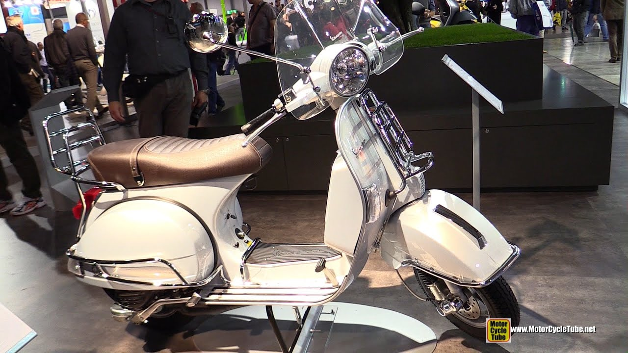 2015 vespa px 125 touring scooter walkaround 2014 eicma milan motorcycle exhibition youtube. Black Bedroom Furniture Sets. Home Design Ideas