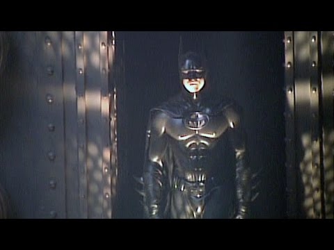 Creating BATMAN «Batman Forever»