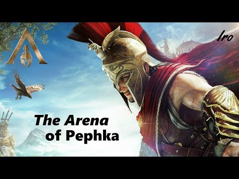 Assassin S Creed Odyssey The Arena Of Pephka Youtube