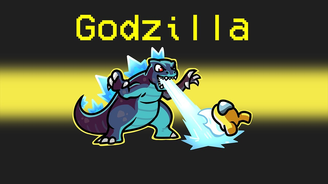 Download IMPOSTER GODZILLA Role in Among Us