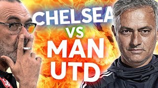 CHELSEA vs MANCHESTER UNITED! The HUGE Debate w/Sophie CFC Fan TV