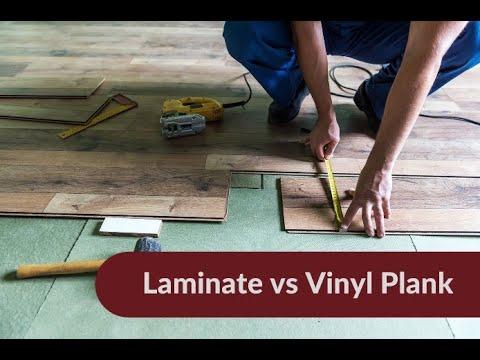 Luxury Vinyl Plank Vs Laminate Flooring, Vinyl Vs Laminate Flooring Pros And Cons