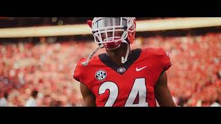 Georgia Football Pump-Up Vs. Florida |