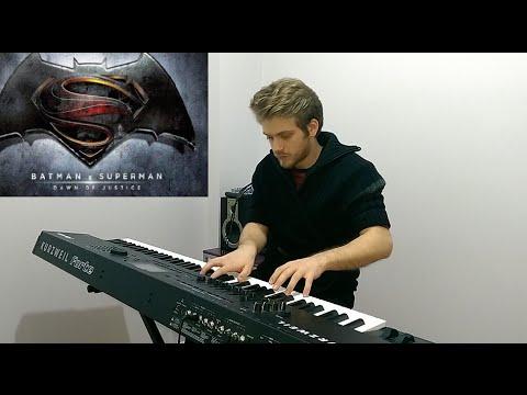 hans zimmer beautiful lie for guitar batman v superman
