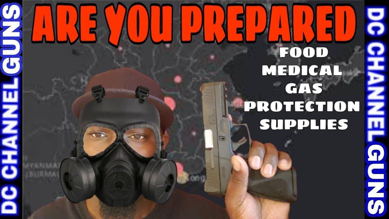 Global SHTF Situation Are You Prepared | GUNS
