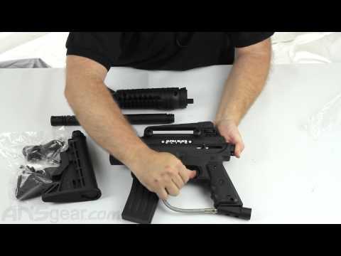 Tippmann US Army Alpha Black Elite Tactical Paintball Gun - Review