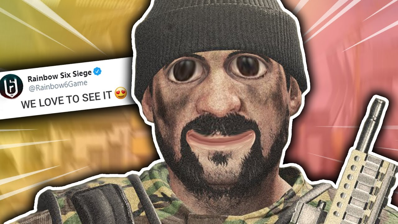 you love to see these rainbow six siege moments thumbnail