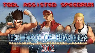 [TAS] The King Of Fighters 2002 - Fatal Fury Team