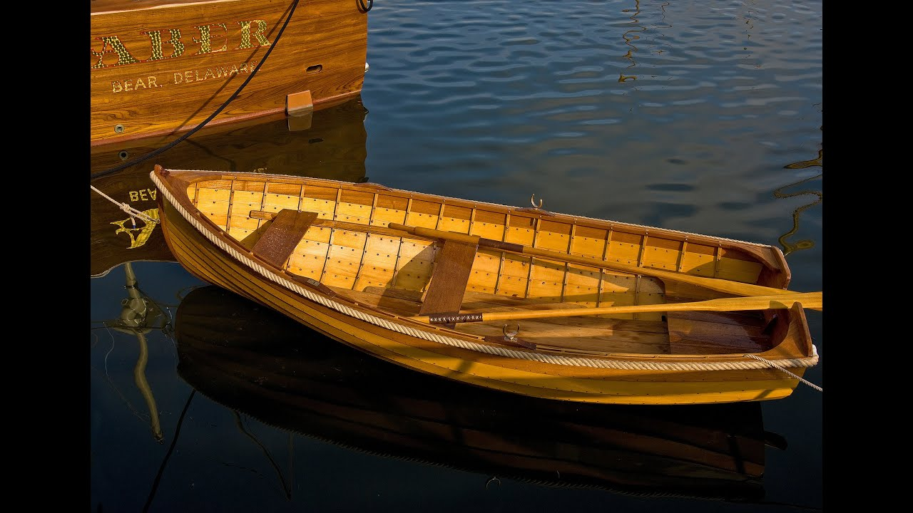 Dedicated Craftsmanship: The Art of the Wooden Boat at ...