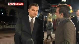 Kate Winslet & Leonardo DiCaprio London Rev Road Premiere