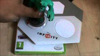 Disney Infinity Starter Pack Xbox 360 Unboxing