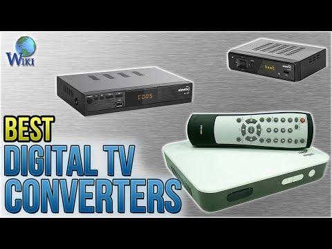 9 Best Digital TV Converters 2018