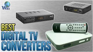 9 Best Digital TV Converters 2018