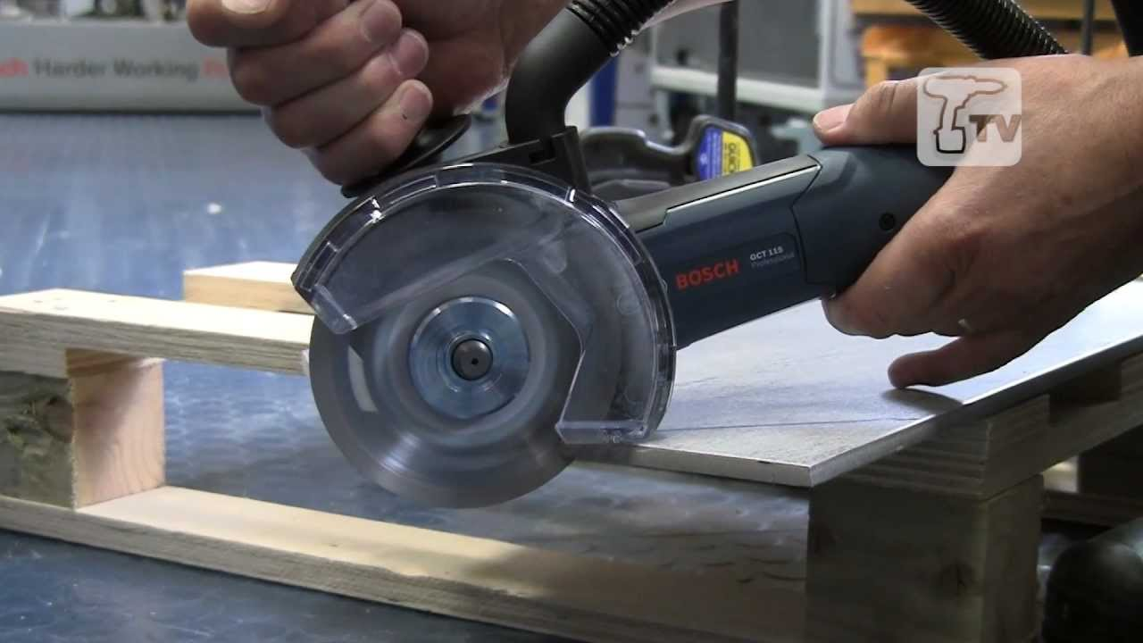 How to Cut Porcelain Tile Without Making Mess - YouTube