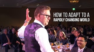 How to Adapt to a Changing World and Dominate in Real Estate | Tom Ferry Keynote Speech
