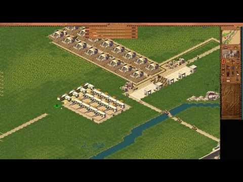 Pharaoh Walkthrough: Mission 36 - Ptolemy's Alexandria (Alexandria 2) [1/3]