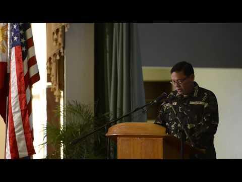 Opening Ceremony - Camp Aguinaldo
