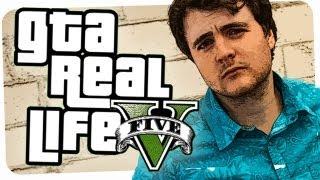 GTA 5 Parodie / GTA V Real Life (Let
