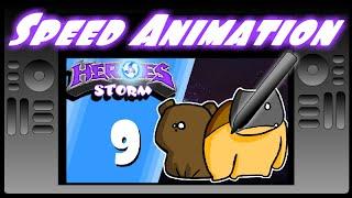 How we animated HeroStorm Ep 9