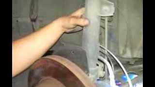 Cambiar bieletas de amortiguador o de barra estabilizadora