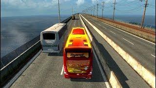 Shyamoli   Dhaka to Pabna   Euro Truck  Simulator 2