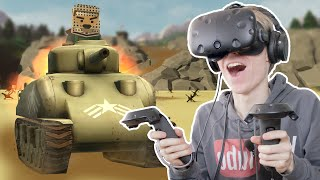 D-DAY IN VIRTUAL REALITY!   Out of Ammo #4 (HTC Vive Gameplay)