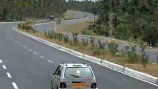NEWLY BUILT INDIAN ROADS