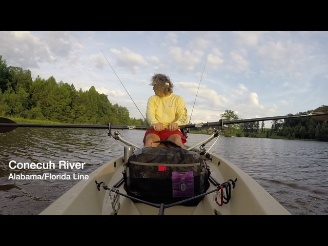 Gear UP:  Why we use the NuCanoe Frontier 12