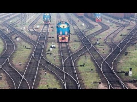 Single Line Crossing Trains | ALCOs | Garibrath Express | Indian Railways