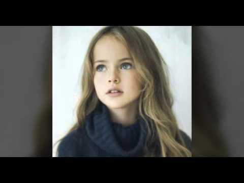 La plus belle fille du monde entier