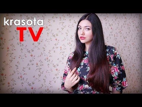 видео: Как быстро поменять цвет волос. krasotatv