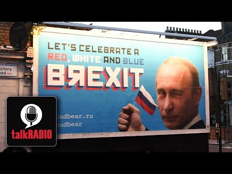 Should the report into Russian interference in the EU refere