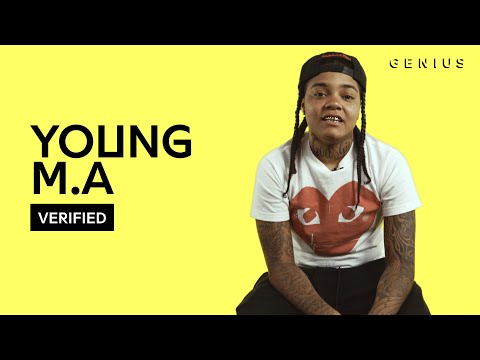 "Young M.A ""OOOUUU"" Official Lyrics & Meaning 