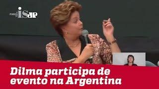 Dilma Rousseff ataca novamente