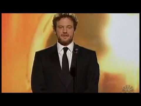 Colin FIRTH at the 63rd Annual Golden Globe Awards - 2006