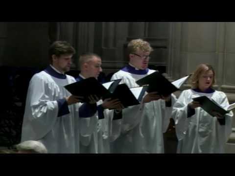 December 4, 2016: Sunday Worship Service at Washington National Cathedral