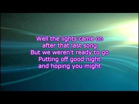 The Swon Brothers - Songs That Said It All  Lyrics