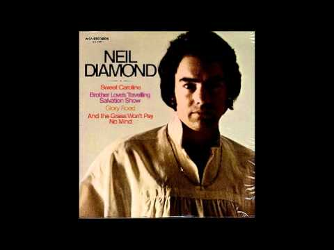 Neil Diamond - Cracklin' Rosie (Original Song)